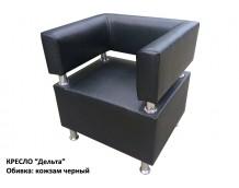 """Кресло """"Дельта"""" (кожзам, цвет на выбор)"""