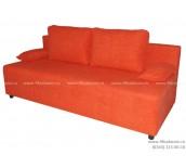 Диван ЕК-8 Астра оранжевая