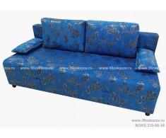 Диван ЕК-8 гобелен синий