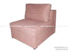 Кресло-кровать ЕК-7 Астра какао