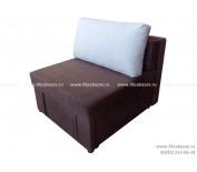 Кресло-кровать ЕК-7 Астра кофе с молоком