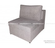 Кресло кровать ЕК-7 Астра серая