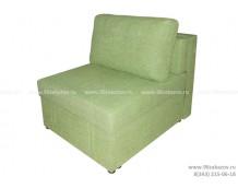 Кресло-кровать ЕК-7 Астра зеленая