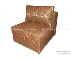 Кресло-кровать ЕК-7 гобелен коричневый