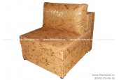Кресло-кровать ЕК-7 гобелен коричнево-рыжий