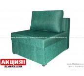 Кресло-кровать ЕК-7 шенилл зеленый