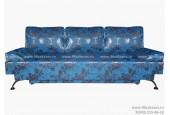 Диван ЕК-3 гобелен синий